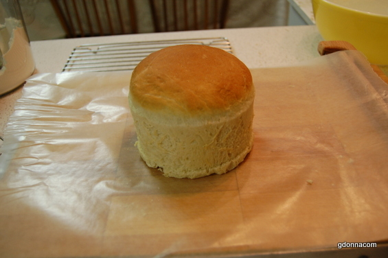 how to make a loaf of bread from scratch