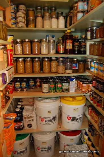 Keeping A Stocked Pantry Cooking From Scratch Gdonna S